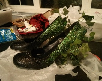 Poison Ivy Shoes