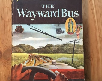 First Edition The Wayward Bus By John Steinbeck
