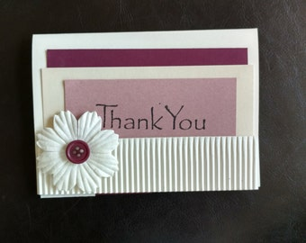 Thank You card for any occassion