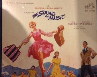 The Sound of Music Original Sealed Vinyl LP Record