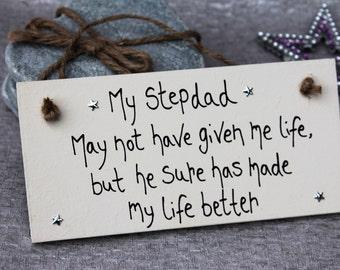 Stepdad - Stepdad Gift - Gift for Stepdad - Step Father Gift - Step Father - Gifts for Stepdads - Dad Gift  - Daddy Gift -Stepdaddy
