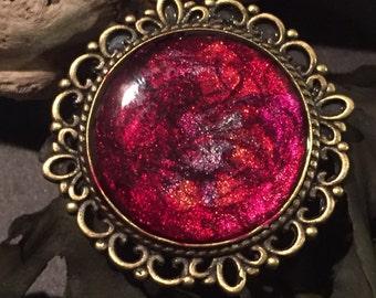 cosmic pendant