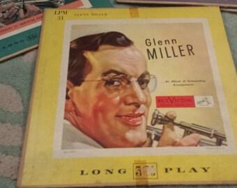 Glenn Miller, Volumes 1, 2, and 3.