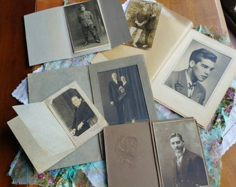 A Collection of Antique Photos.