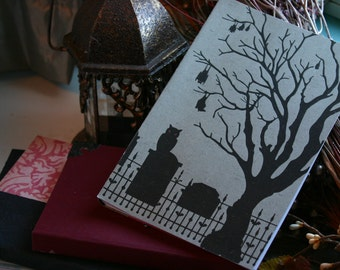 Graveyard Sketch Journal