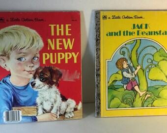 Lot of 11 Vintage Children's Books