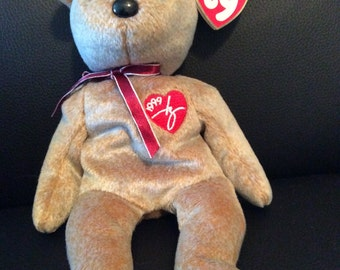 Reduced! 1999 Ty Signature Beanie Baby