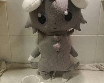 Pokemon Espurr Plush Handmade
