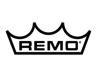Remo Logo Vinyl Decal