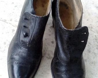 Edwardian Ladies Hanan-Gingell Shoes