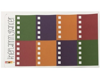Checklists - Dark Fall Colors