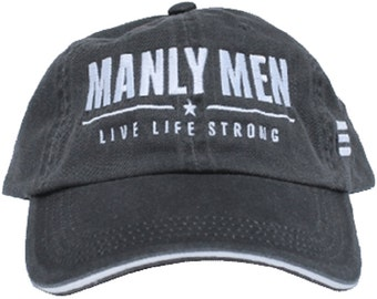 Manly Men Live Life Strong