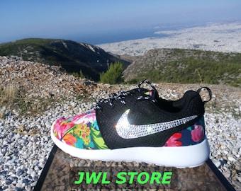 cxqpr christmas sale 10% off custom nike roshe run athletic by jwlstore
