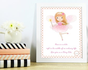 Love gives us a Fairy Tale Wall Print_0009WP