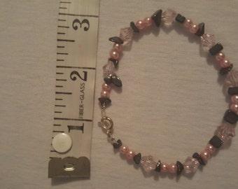 """8"""" beaded bracelet"""