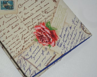 Romantic French Postcards Weekly Academic Planner 2015 / 2016 --- 18 Month Journal / Calendar / Agenda