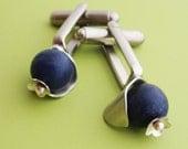 Blueberry Cufflinks