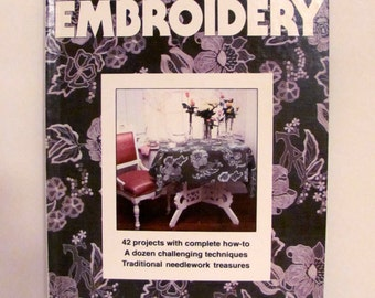 Better Homes and Garden Embroidery Book