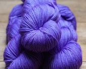 "Merino Twist Sock ""Bluebell"""