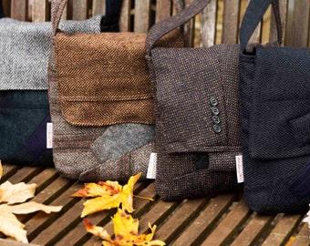 Tall Messenger Bag  Build Your Own Bag