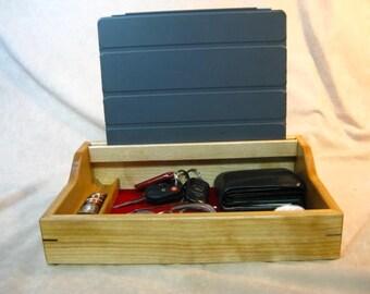 Smartphone Bedside Valet - Birch - BV 2