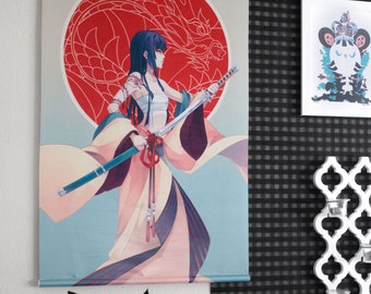 Dragon [Wall Scroll]