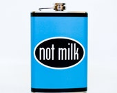Not Milk Flask by jDUCT