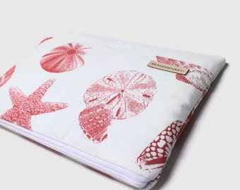 "Mother's Day 13 inch MacBook Pro 15"" Laptop Case 11"" Chromebook Sleeve MacBook Air Cover Sleeve - Coral Reef"