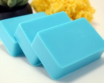 Clearance Sale, Ocean Water Soap for Men, Glycerin Soap Bar