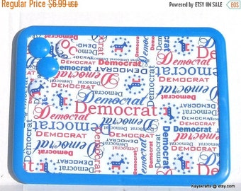 SWEETHEART SALE Vote Democrat Magnetic Board Bulletin Board Magnet Board on Etsy 8x11 Comes With 4 Button Magnets Kitchen, Dorm, Student Loc