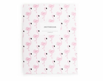 Flamingo Mini Notebook