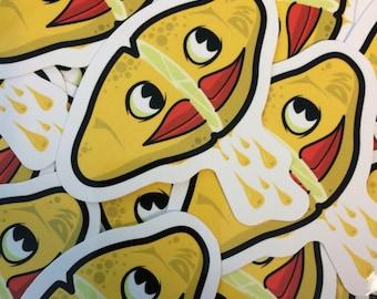 Juicy Lemi Sticker