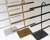 Earring Holder - 10 x 14 in. - EPOST4 - FORGED 4-Tier