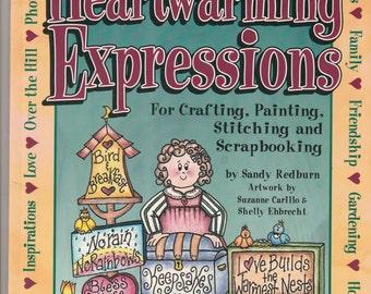 500 More Heartwarming Expressions Book Quotes DIY Scrapbooking Mixed Media