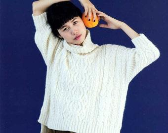Kana Sato Useful Knit Wear and Goods 23 - Japanese Craft Book MM