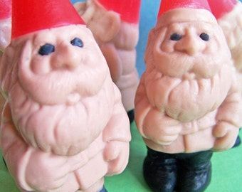 Gnome Soap Milk and Honey - Kids Soap, Garden Gnome Soap, Soap Favors, Novelty Bath, Soap Gift, Amelie, Travelling Gnome, Hobbit, Boys Soap
