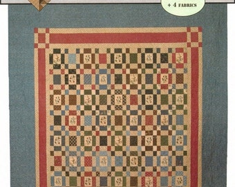 On Sale 15 Percent Off Wildflower Botanicals Kansas Troubles Quilters Lynne Hagmeter Quilt Pattern Country Old World Style Gift Giving