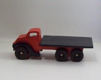 Wooden Farm Truck