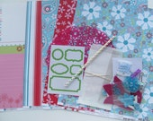 Do-It-Yourself-12x12 Scrapbook Kit #40, Scrapbook Page, Scrapbook Mini Album, Pre-Made Pages, Pre-Made Albums