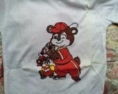 Baseball Bear Shirt 12/18 Months