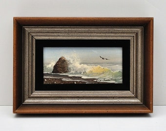 Inge Saastad Original Fine Oil Seascape Painting