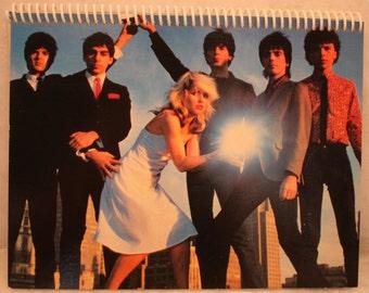 Best Of Blondie Handmade Album Cover Notebook Diary Journal Sketchpad Scrapbook Coloring Book Geust Book