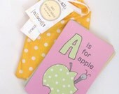 ABC Alphabet Flashcards, educational toys for children