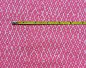 NEW Art Gallery Diamond Flush Dance on cotton Lycra  knit fabric 1 yard