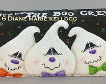 E16006 The Boo Crew! Pattern Packet from Oil Creek Originals