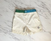 SALE Mens Jantzen swim trunks swim shorts Vintage mens bathing suit