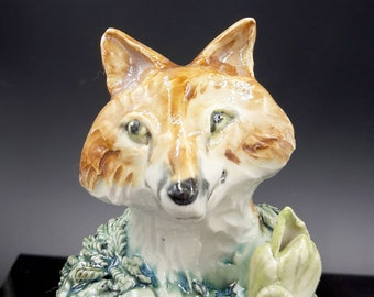 Fox Person Figurine - Tell me a story series 2016