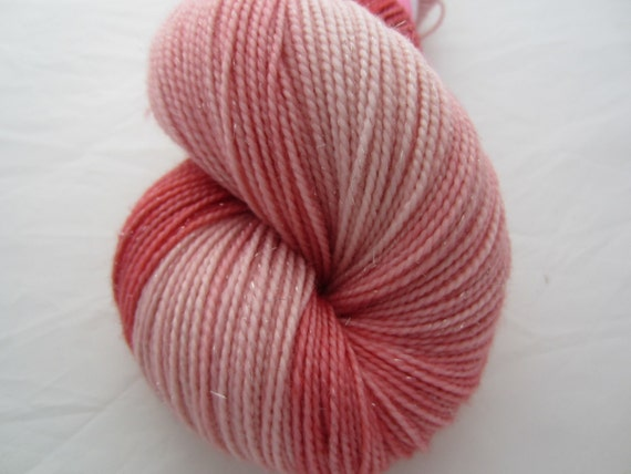 Love Letters - Dyed to Order - Hand Dyed - Merino Wool Yarn - Fingering Weight