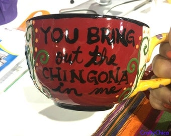 CHINGONA Mug - Fired Ceramics