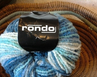 Rondo German Wool Nylon blend yarn